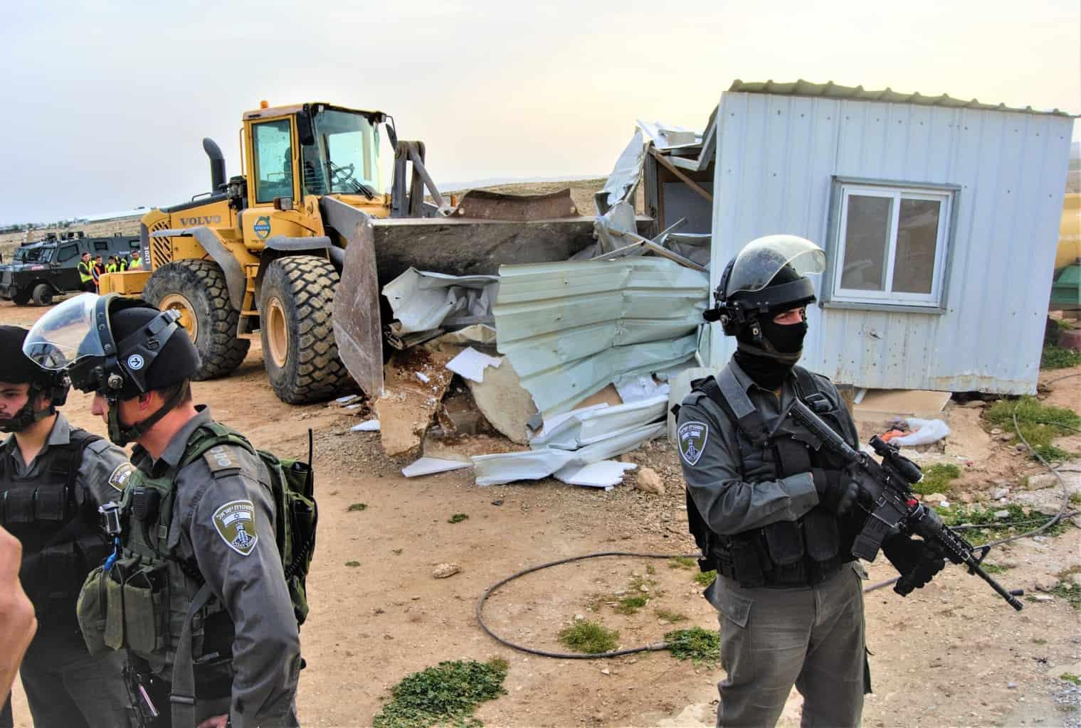 Israeli military incursion into Um al-Khair