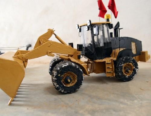 The Wheel Load Caterpillar